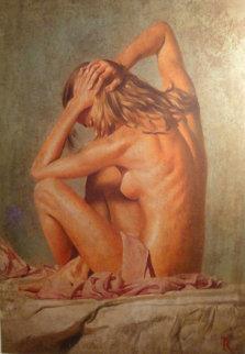 Dido 2003 60x48 Original Painting - Tomasz Rut