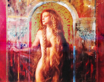 Aegaeis 1990 Limited Edition Print - Tomasz Rut