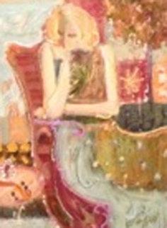 At MidSummer 14x11 Original Painting -  Sabzi