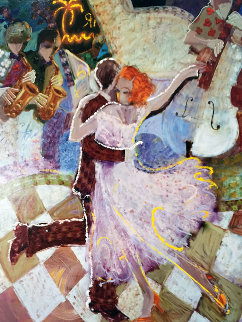 Dance  Limited Edition Print by  Sabzi