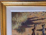 Geronimo Original Painting by Arthur Sarnoff - 2