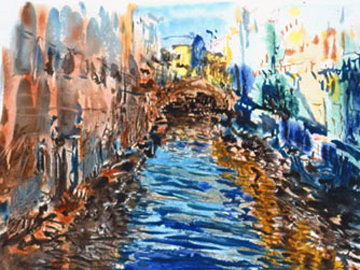 Santa Lucia 1990 Limited Edition Print by Marco Sassone