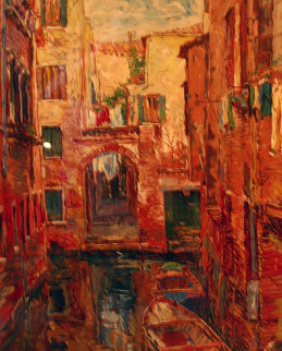 Rio Secondo 1990 Limited Edition Print - Marco Sassone
