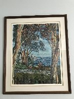Moss Point 1979 Limited Edition Print by Marco Sassone - 1