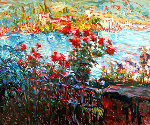 24 Beach Road 1991 Limited Edition Print - Marco Sassone