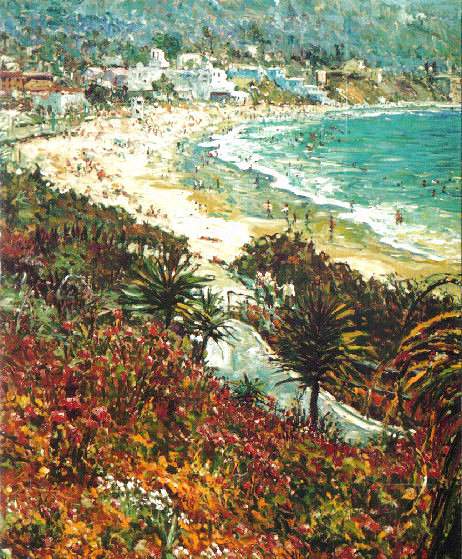 Laguna 1977 Limited Edition Print by Marco Sassone