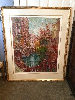Venice Reflections Limited Edition Print by Marco Sassone - 2