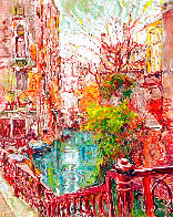 Venice Reflections Limited Edition Print by Marco Sassone - 0