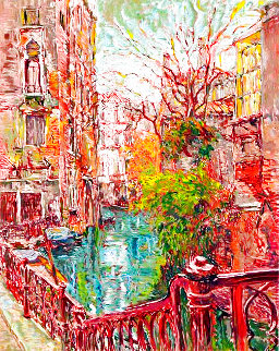 Venice Reflections Limited Edition Print - Marco Sassone
