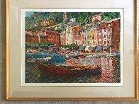 Colori Di Portofino 1985 Limited Edition Print by Marco Sassone - 1