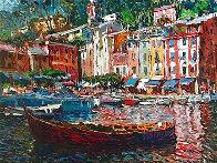 Colori Di Portofino 1985 Limited Edition Print by Marco Sassone - 0
