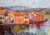 Saint Florent 1989 Limited Edition Print by Marco Sassone - 0