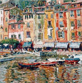 Casamenti a Portofino 1988 Limited Edition Print - Marco Sassone