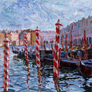 Bricole Rose AP 1989 Limited Edition Print - Marco Sassone