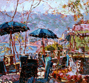 Porto Roca AP 1989 Limited Edition Print by Marco Sassone
