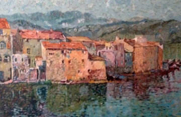 Saint Florent 1980 (Small edition) Limited Edition Print - Marco Sassone