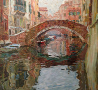Venice Canal 1988 Limited Edition Print by Marco Sassone - 2