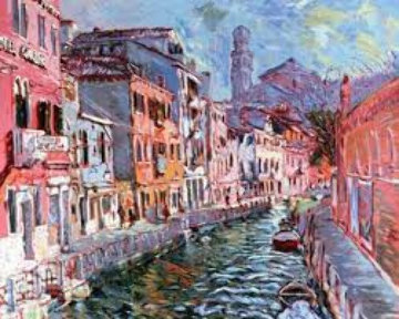 Hotel Gardena 1985 Limited Edition Print by Marco Sassone