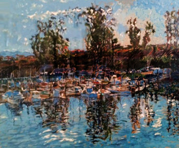Santa Cruz AP 1982 Limited Edition Print - Marco Sassone