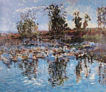 Newport AP Limited Edition Print - Marco Sassone