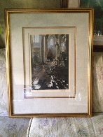 Flood of Florence 1976 (Early) Limited Edition Print by Marco Sassone - 1