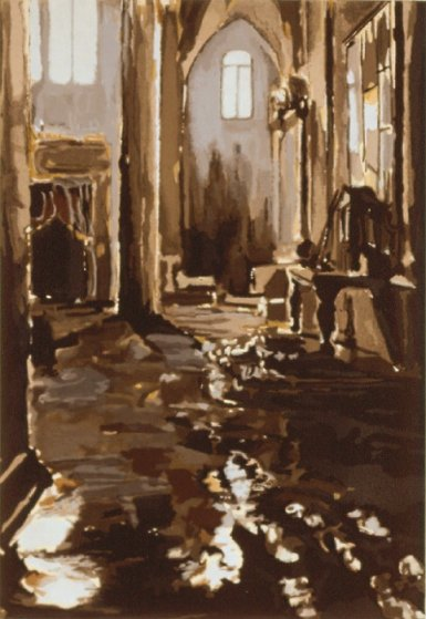Flood of Florence 1976 (Early) Limited Edition Print by Marco Sassone