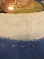 Frutero De Porcelana 1996 46x54 Super Huge Limited Edition Print by Regina Saura - 3