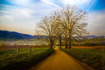 Journey  Huge Panorama - Rick Scalf