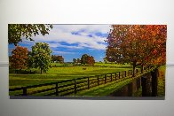 Chasing a Dream  Panorama by Rick Scalf - 2