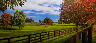 Chasing a Dream  Panorama by Rick Scalf - 1