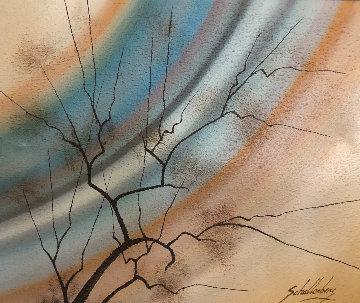 Slagboom 22x26 Original Painting - Roy Schallenberg