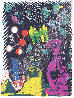 Dark, Rare Complete Set of 7 Lithographs 1989 Limited Edition Print by Kenny Scharf - 3