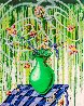 Flores X 5 2020 Suite of 5  Limited Edition Print by Kenny Scharf - 5