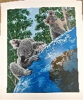 Greatest Love 1993 Embellished Limited Edition Print by Schim  Schimmel - 1