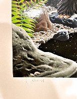 Eternal River AP 1997 Limited Edition Print by Schim  Schimmel - 2
