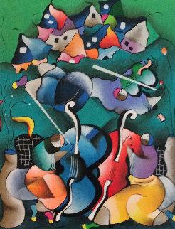 Musical Harmony 2004 Limited Edition Print - David Schluss
