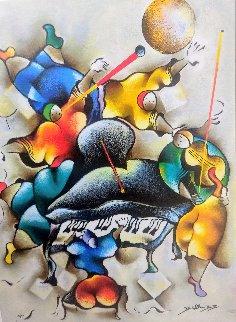 Gala Grande 1992 Limited Edition Print by David Schluss