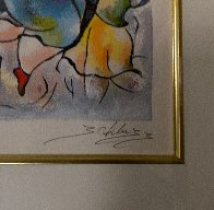 Untitled (Dancing Figures) 1995 Limited Edition Print by David Schluss - 1