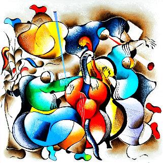 Symphonic Jazz EA Limited Edition Print - David Schluss