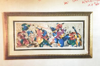 Heavenly Music Huge 48x72 Limited Edition Print by David Schluss - 1