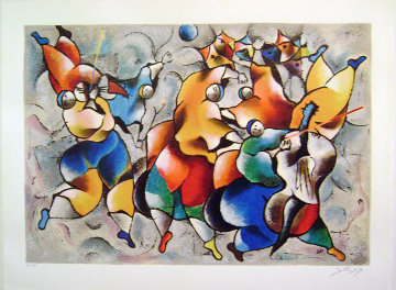 Bliss 1997 Limited Edition Print by David Schluss