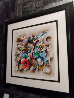 Musicians on Holiday 2002 Limited Edition Print by David Schluss - 1