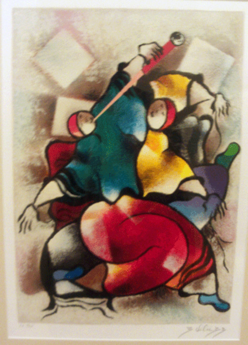 Afternoon Melody 1999 Limited Edition Print by David Schluss