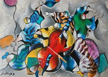 Halleluyah 1997 Limited Edition Print by David Schluss