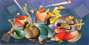 Midnight Symphony Limited Edition Print - David Schluss