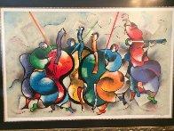 Quartet 1999 Limited Edition Print by David Schluss - 2