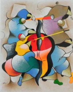 Symphony Trio 2004 Limited Edition Print by David Schluss
