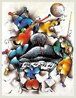 Gala Grande 2000 53x64 Huge Limited Edition Print by David Schluss - 1