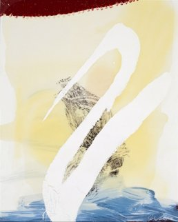 View of Dawn From the Tropics- Allen (Cordial Love) 1998 Limited Edition Print by Julian Schnabel