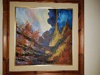 Waikato Valley 2005 49x49 Super Huge Original Painting by Michael Schofield - 2